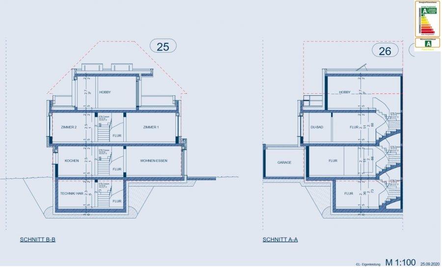 acheter maison jumelée 5 chambres 214.71 m² capellen photo 7
