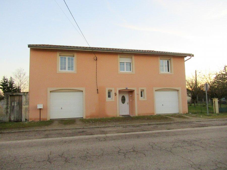 acheter maison individuelle 8 pièces 130 m² billy-sous-mangiennes photo 1