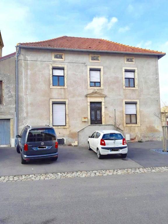 Maison à vendre F8 à Angevillers