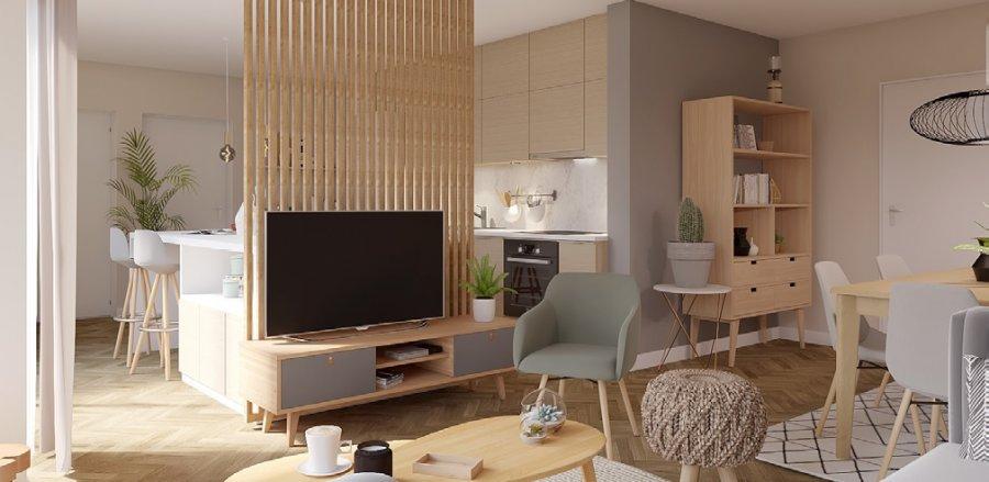 acheter appartement 3 pièces 67 m² metz photo 1