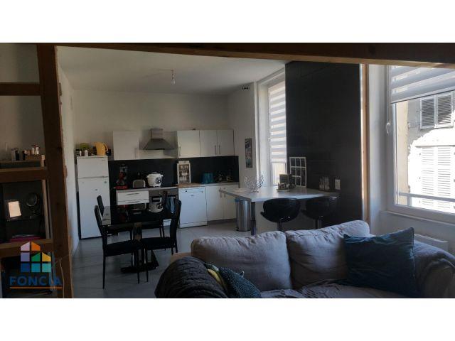 louer appartement 2 pièces 56 m² saint-dié-des-vosges photo 2