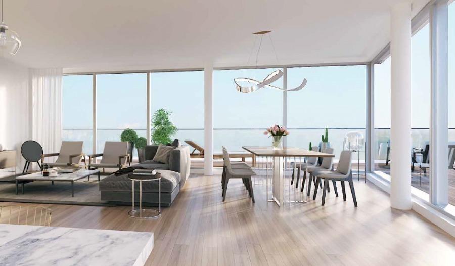 acheter penthouse 2 chambres 95.3 m² esch-sur-alzette photo 2