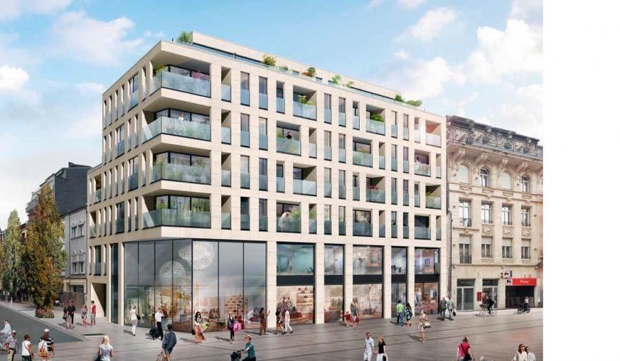 acheter penthouse 2 chambres 95.3 m² esch-sur-alzette photo 4