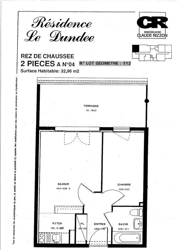 louer appartement 2 pièces 32 m² nancy photo 3