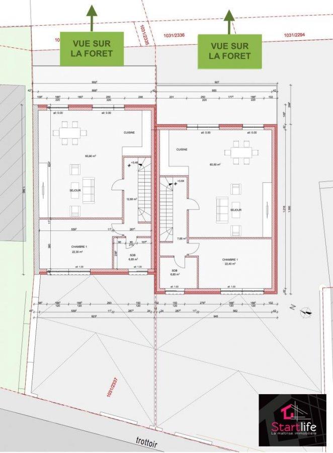 acheter maison mitoyenne 5 chambres 291.9 m² canach photo 7