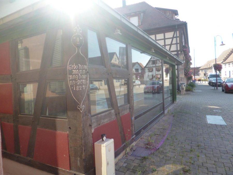 Local commercial à louer F2 à Entzheim