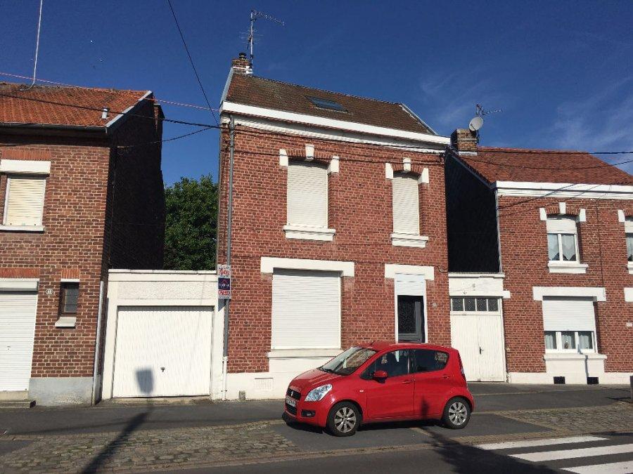 Maison individuelle en vente aulnoy lez valenciennes for Acheter maison individuelle nord