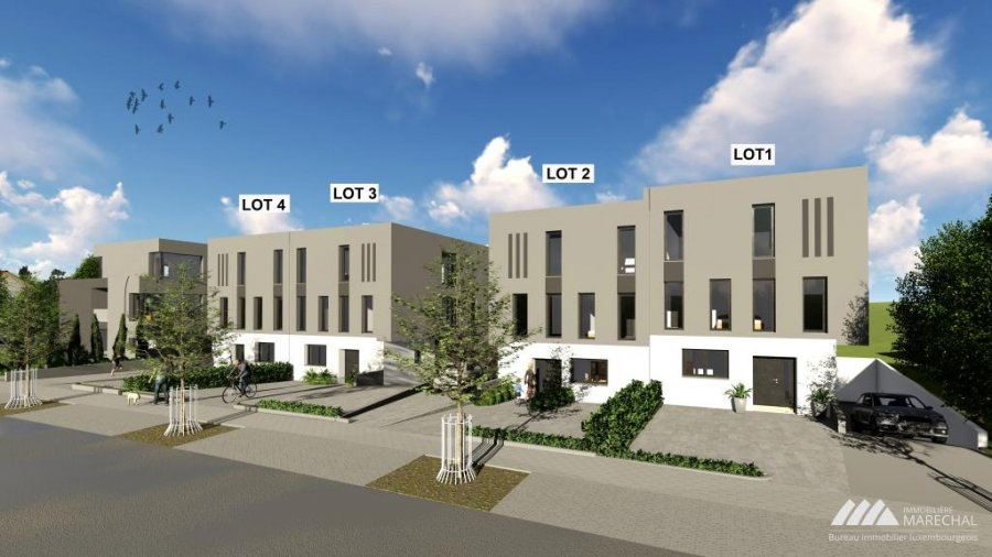 acheter maison jumelée 3 chambres 258.25 m² mamer photo 2