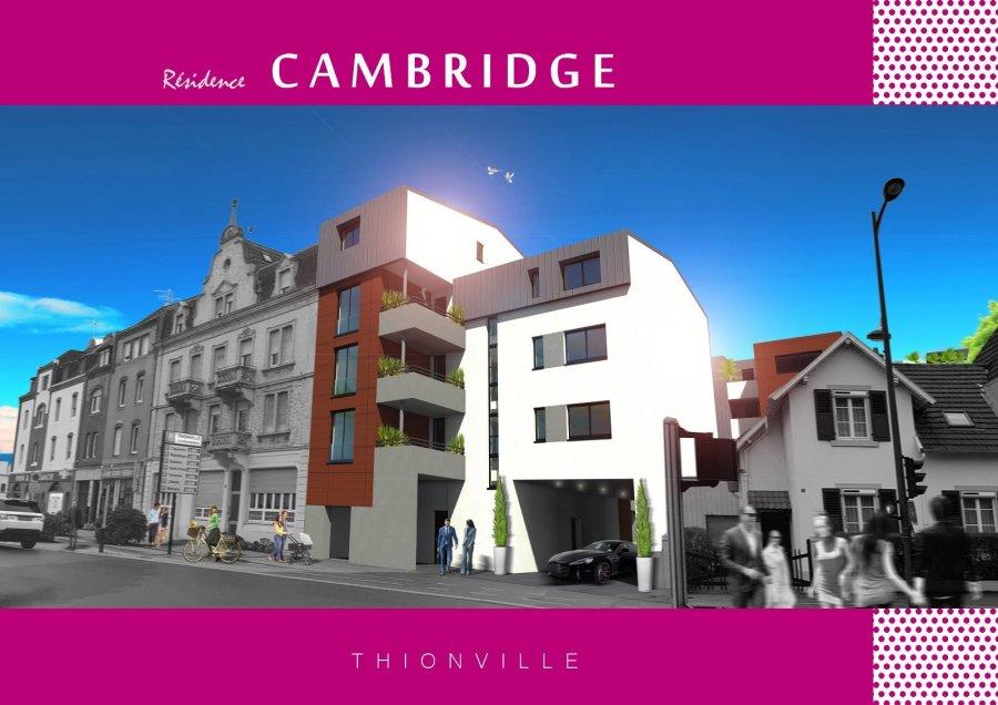 acheter appartement 3 pièces 58.16 m² thionville photo 2