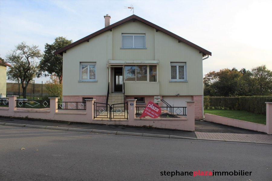 acheter maison 6 pièces 100 m² moineville photo 2