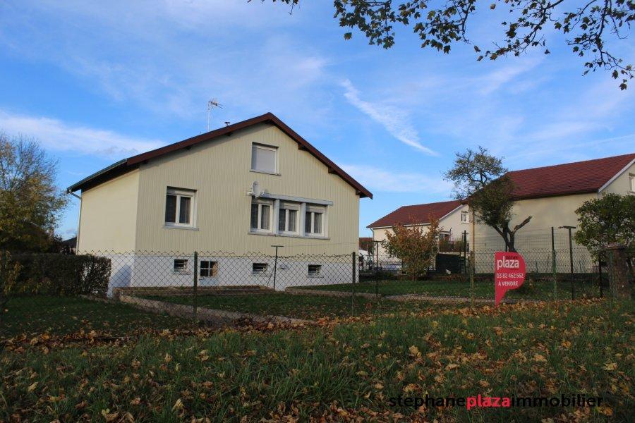 acheter maison 6 pièces 100 m² moineville photo 3