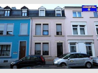 Maison mitoyenne à vendre 4 Chambres à Luxembourg-Bonnevoie - Réf. 6662451