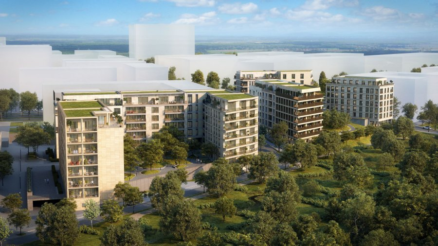 apartment for buy 1 bedroom 49.75 m² luxembourg photo 1