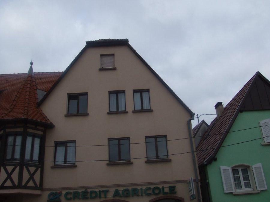 Appartement à louer F1 à Marlenheim
