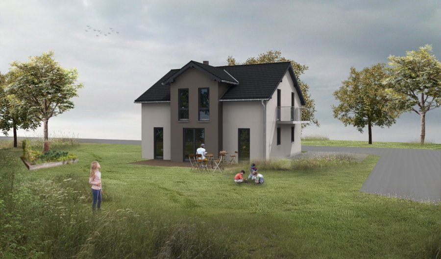 einfamilienhaus kaufen 3 schlafzimmer 152 m² hoffelt foto 2