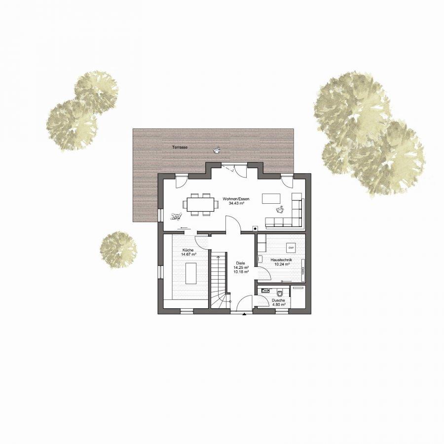 einfamilienhaus kaufen 3 schlafzimmer 152 m² hoffelt foto 3