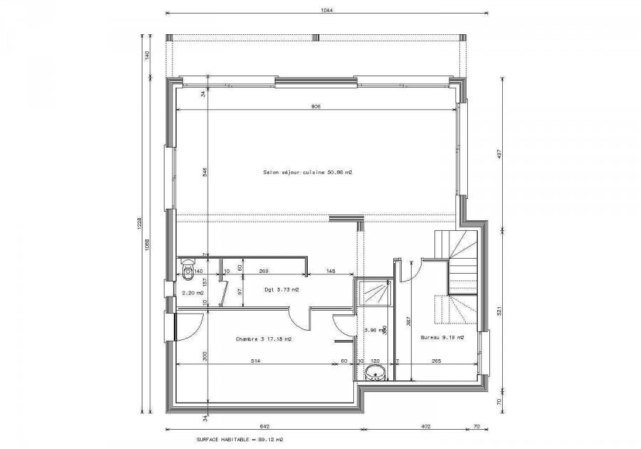 acheter maison individuelle 6 pièces 120 m² saulny photo 3