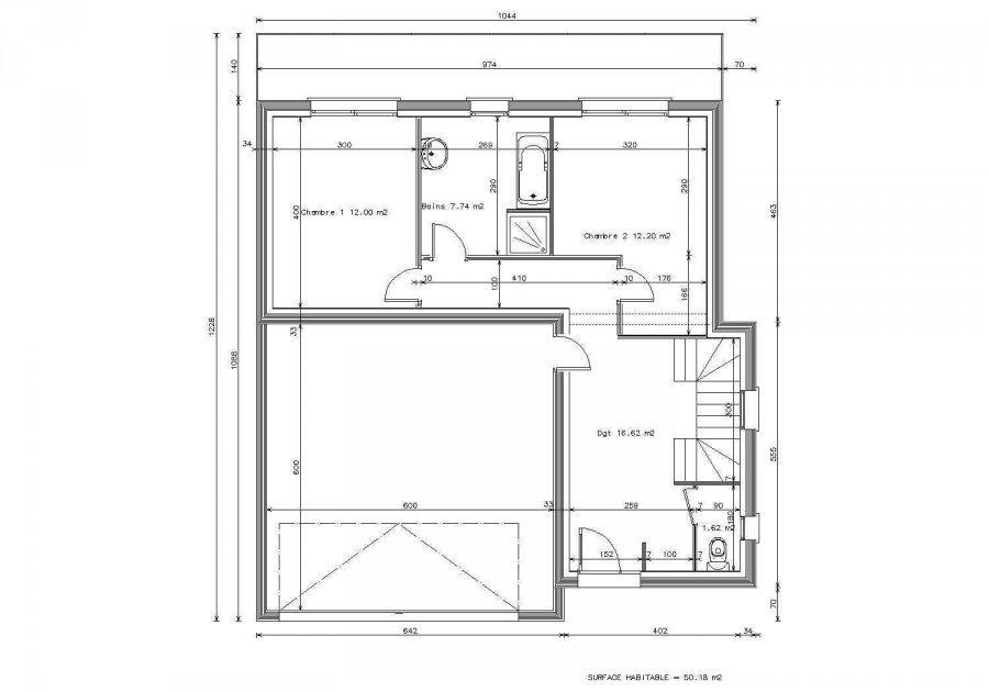 acheter maison individuelle 6 pièces 120 m² saulny photo 4