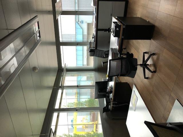 louer bureau 0 chambre 420 m² differdange photo 3