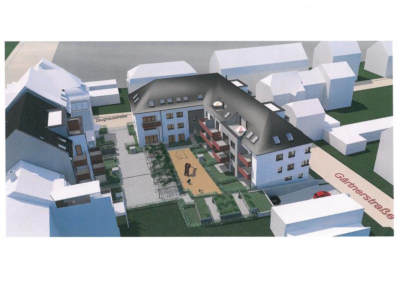 wohnung kaufen 4 zimmer 101.42 m² trier foto 3