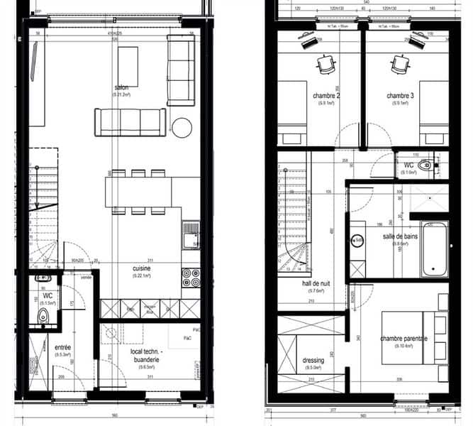 house for buy 0 room 115 m² ath photo 2