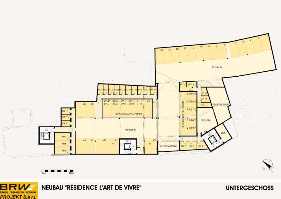 acheter appartement 1 chambre 99.1 m² echternach photo 3