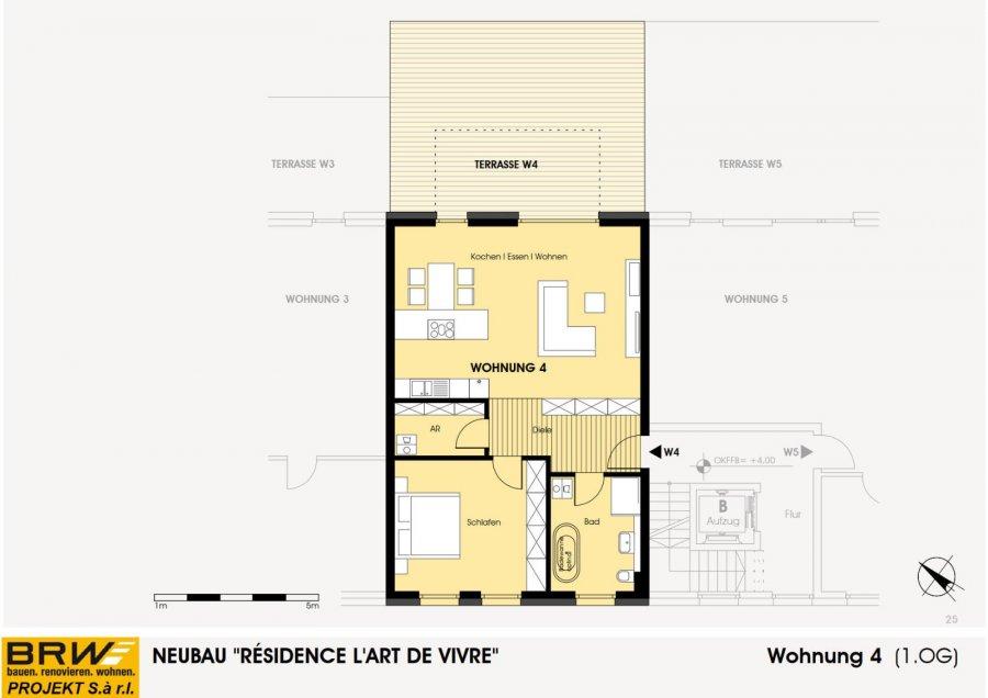 acheter appartement 1 chambre 99.1 m² echternach photo 4