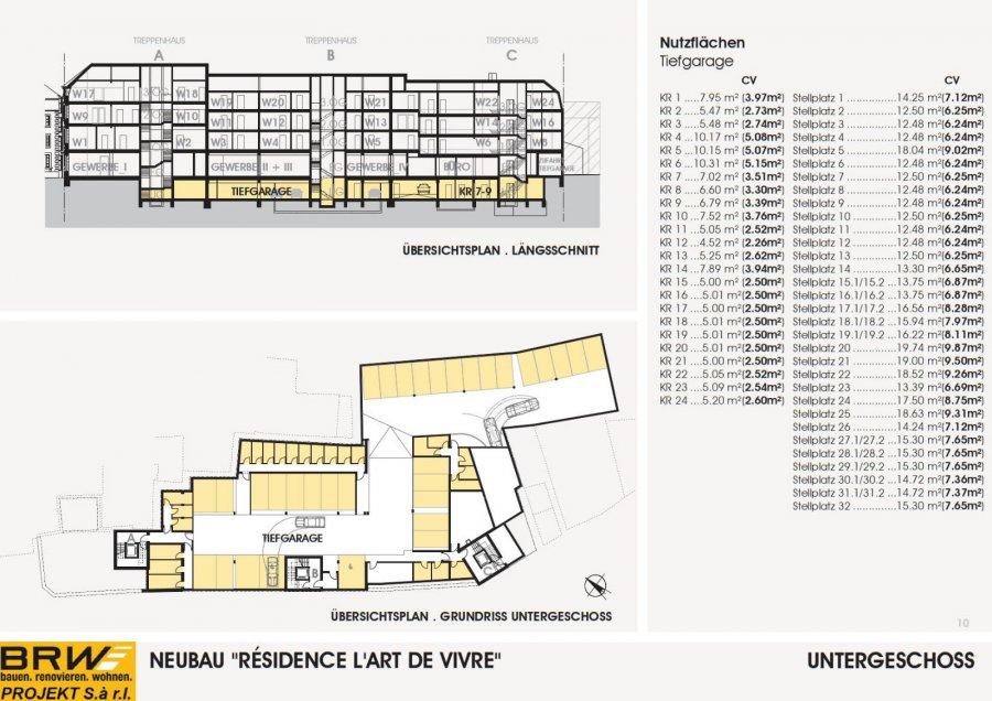 acheter appartement 1 chambre 99.1 m² echternach photo 6