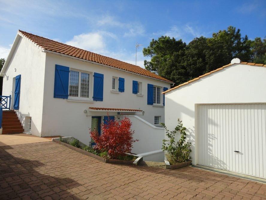 Maison individuelle en vente saint hilaire de riez 155 for Acheter maison saint xandre
