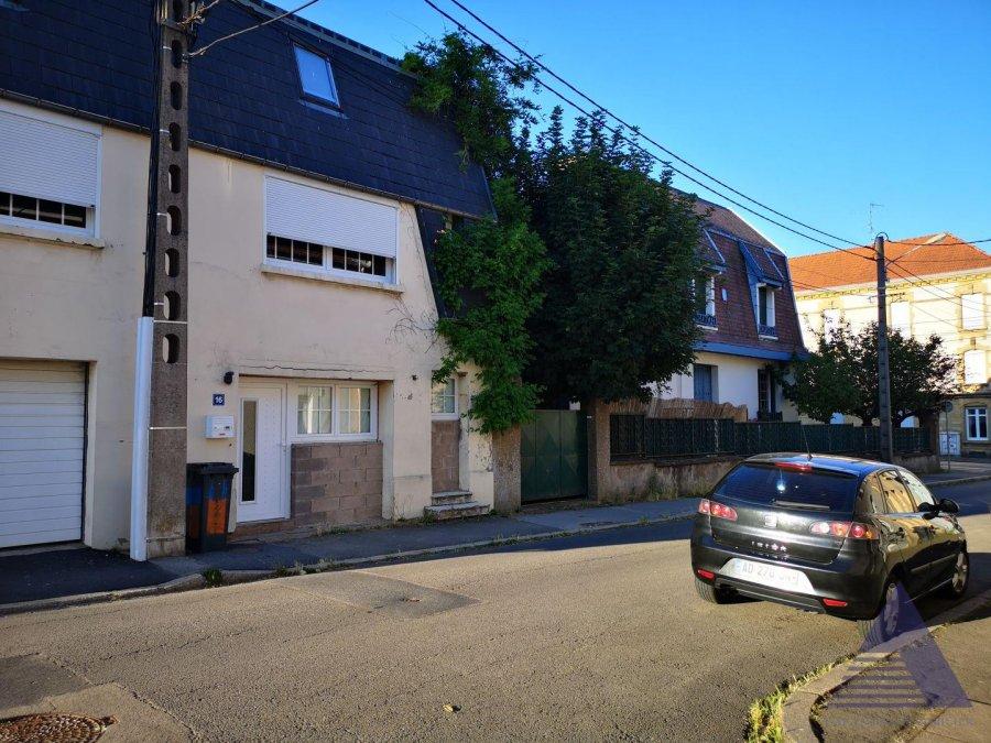 acheter maison mitoyenne 0 pièce 110 m² herserange photo 2