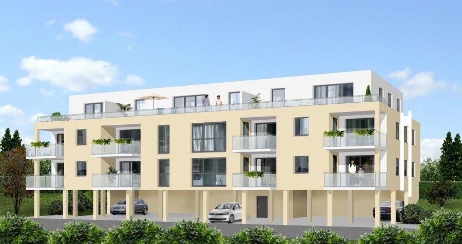 penthouse-wohnung mieten 4 zimmer 102 m² echternacherbrück foto 2