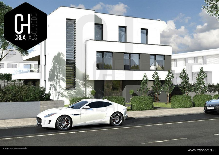 acheter appartement 3 chambres 169.81 m² luxembourg photo 1