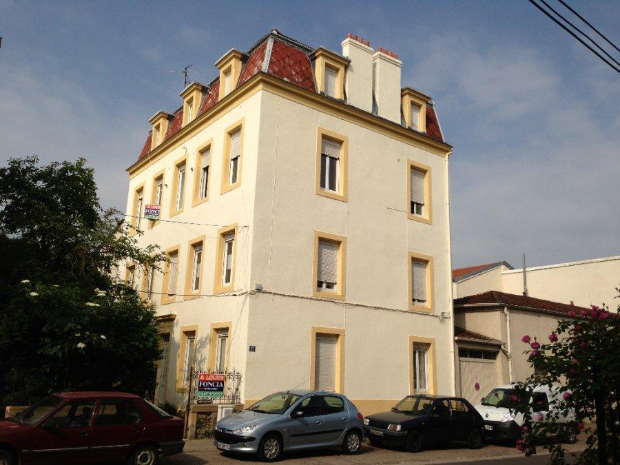 Immeuble de rapport à vendre à Le ban saint-martin