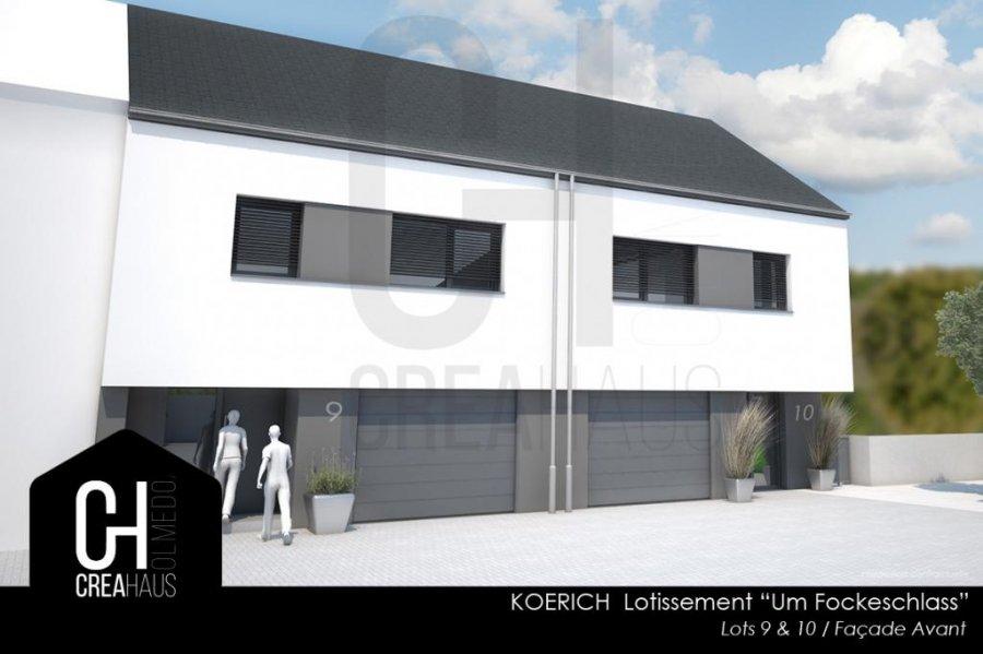 acheter maison individuelle 3 chambres 126 m² koerich photo 2
