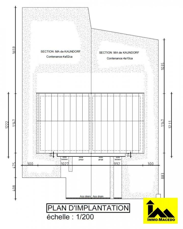 acheter maison jumelée 4 chambres 191 m² kaundorf photo 3