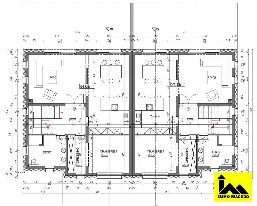doppelhaushälfte kaufen 4 schlafzimmer 191 m² kaundorf foto 5