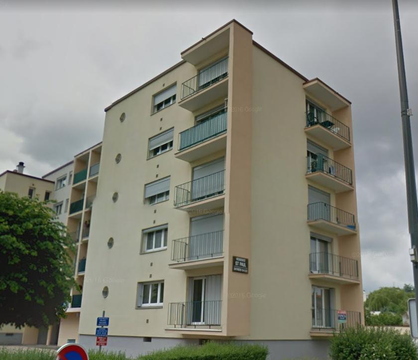 acheter appartement 4 pièces 70 m² saint-max photo 1