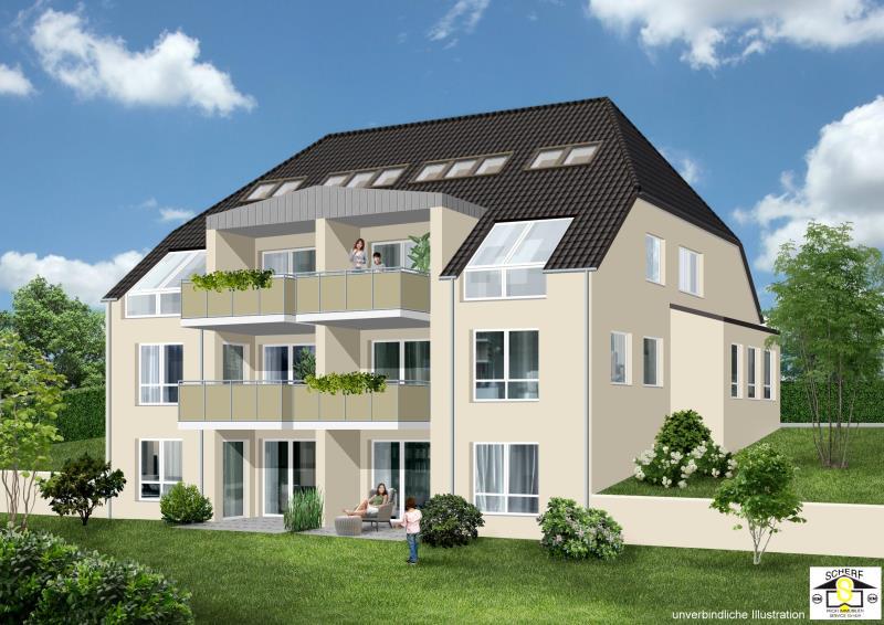wohnung kaufen 3 zimmer 74.85 m² trier foto 1