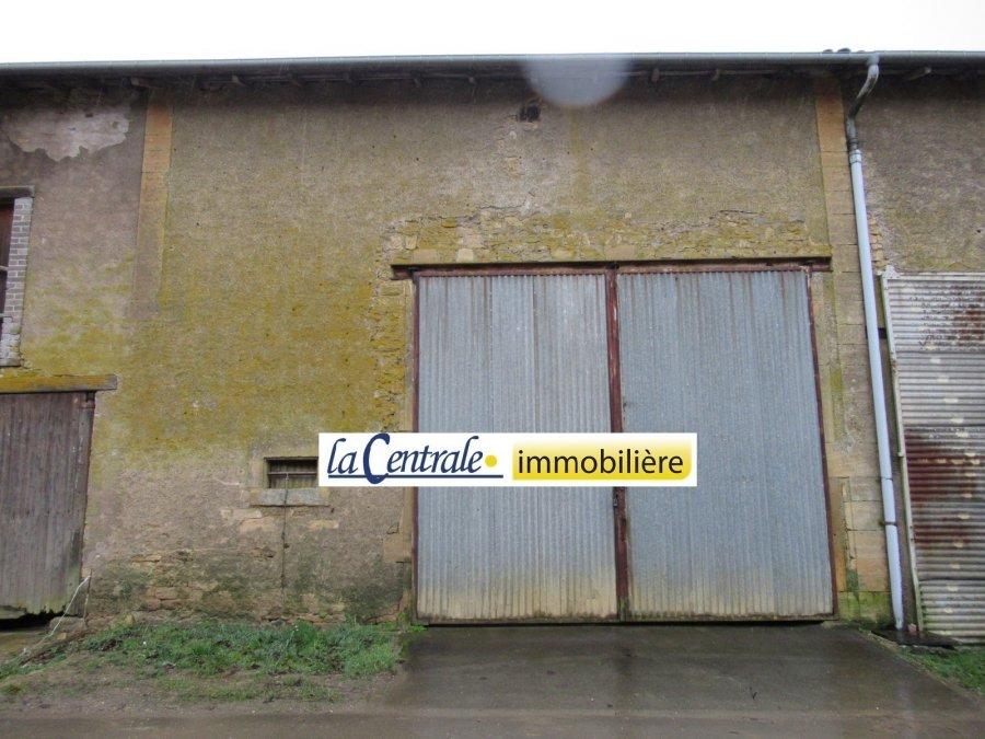 Garage fermé à vendre à Mercy-le-Haut