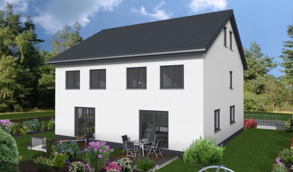doppelhaushälfte kaufen 4 zimmer 100 m² bergen foto 2