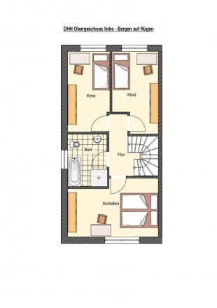 doppelhaushälfte kaufen 4 zimmer 100 m² bergen foto 4