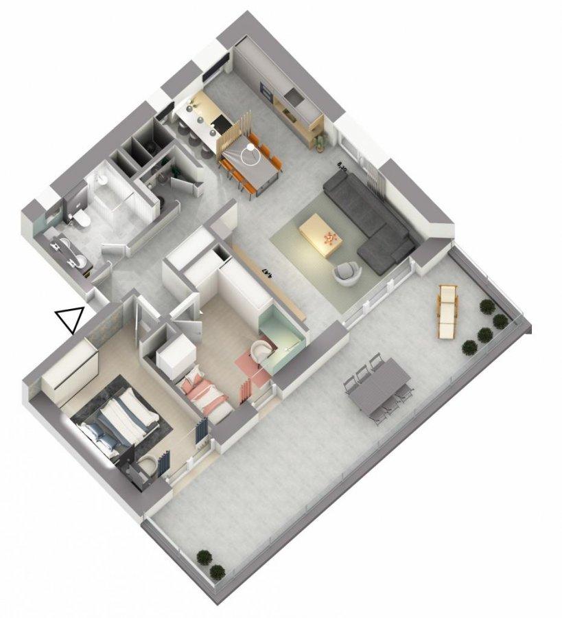 acheter appartement 2 chambres 86.71 m² eselborn photo 4