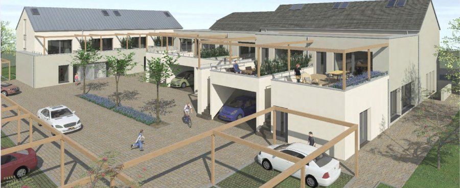 housing project for buy 0 bedroom 109.32 to 125.29 m² niederanven photo 2