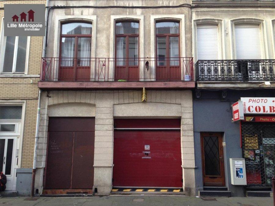 louer garage-parking 1 pièce 0 m² lille photo 1