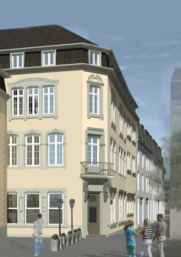 acheter penthouse 2 chambres 114.94 m² echternach photo 2