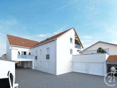 Appartement à vendre F2 à Thionville - Réf. 7107667