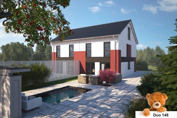 acheter maison jumelée 3 chambres 148 m² echternach photo 1