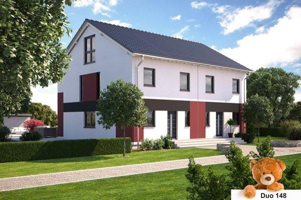 acheter maison jumelée 3 chambres 148 m² echternach photo 2