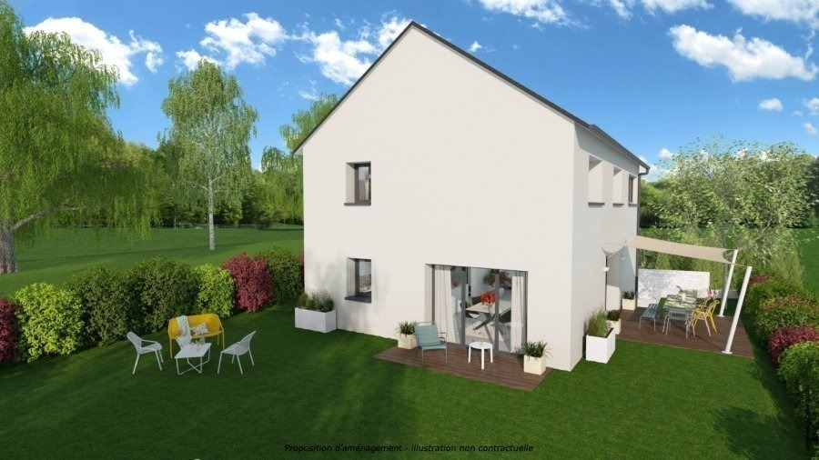 acheter maison individuelle 3 chambres 211 m² eppeldorf photo 1