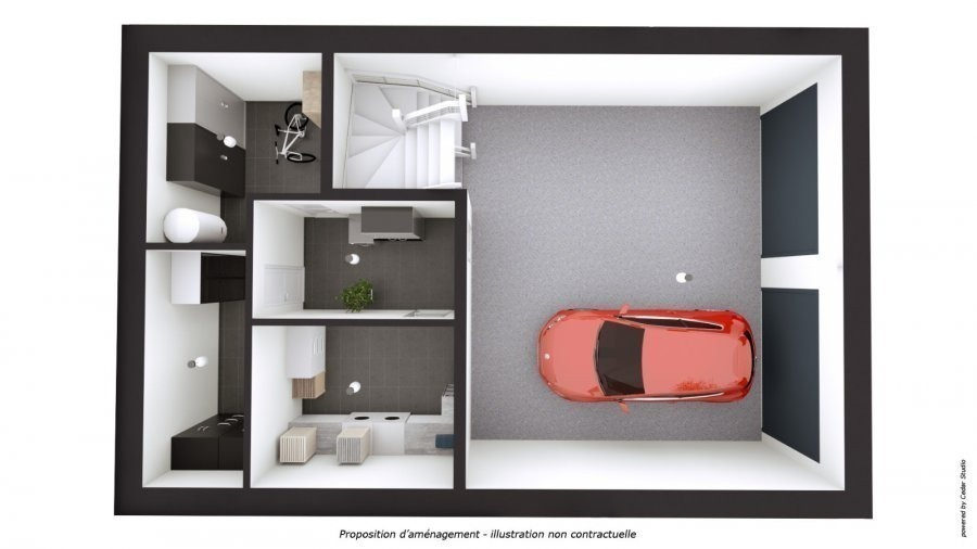 acheter maison individuelle 3 chambres 211 m² eppeldorf photo 4